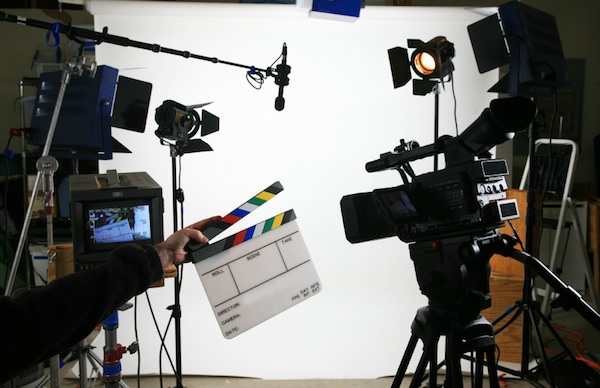 Television commercial production