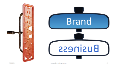 Brand and business