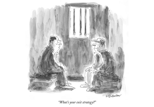 Ad agency prisoners