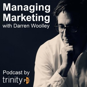 Managing Marketing podcasts