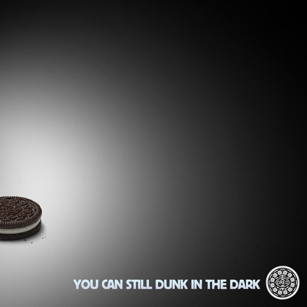 Superbowl Twitterpic by Oreos